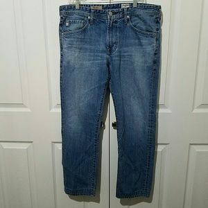 AG Adriano Goldschmied Jeans - AG Adriano Goldschmied The Graduate Jeans Size 34